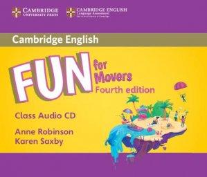 Fun for Movers - Class Audio CD - cambridge - 9781316617564 -