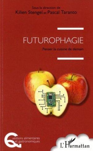 Futurophagie - l'harmattan - 9782343147079 -