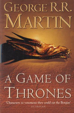 A Game of Thrones - harpercollins - 9780007448036 -