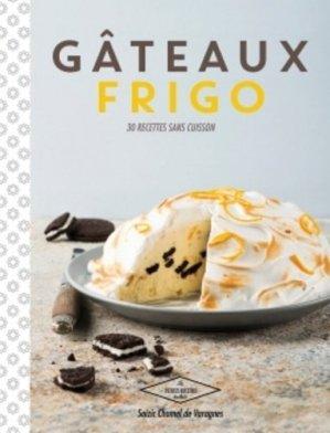 Gâteaux frigo - Hachette - 9782011776143 -