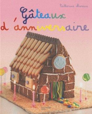 Gâteaux d'anniversaire - Hachette - 9782012303973 -