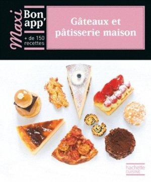 Gâteaux et pâtisserie maison - Hachette - 9782012304314 -