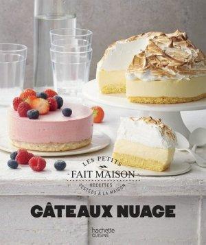 Gâteaux nuage - Hachette - 9782017059677 -