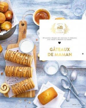 Gâteaux de maman - Hachette - 9782019458430 -