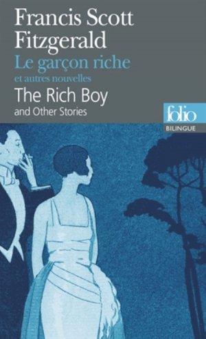 Le garçon riche et autres nouvelles - gallimard editions - 9782070450183 -