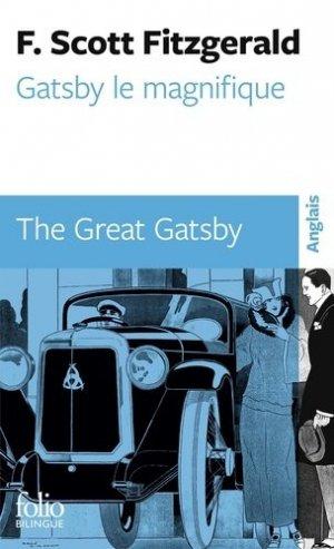 Gatsby le magnifique - gallimard editions - 9782072920943 -