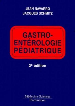 Gastro-entérologie pédiatrique - lavoisier msp - 9782257124814 -