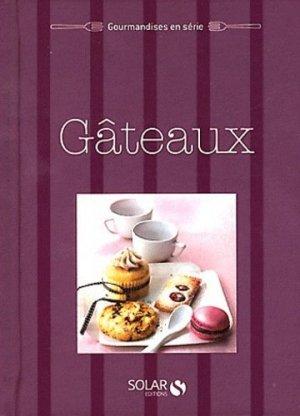 Gâteaux - solar - 9782263056284 -