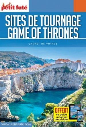 Game of Thrones. Les sites de tournage de la série, Edition 2020 - Nouvelles éditions de l'Université - 9782305030470 -