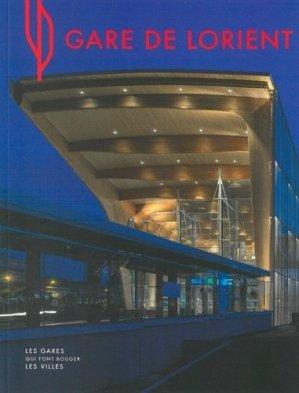 Gare de Lorient - archibooks - 9782357335004 -
