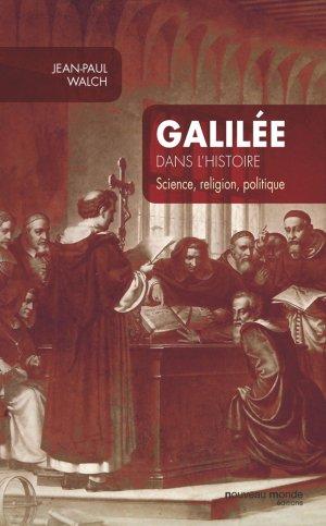 Galilée dans l'histoire - nouveau monde  - 9782369424871 -