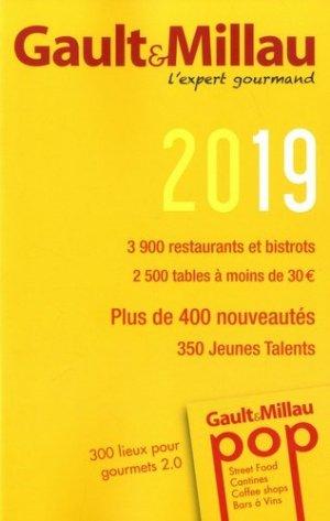 Gault & Millau France - gault et millau - 9782375570128 -