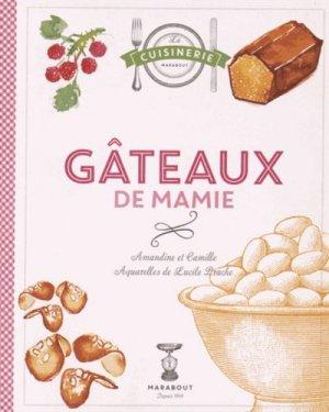 Gâteaux de mamie - Marabout - 9782501103299 -