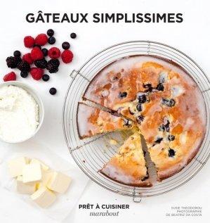 Gâteaux simplissimes - Marabout - 9782501109635 -