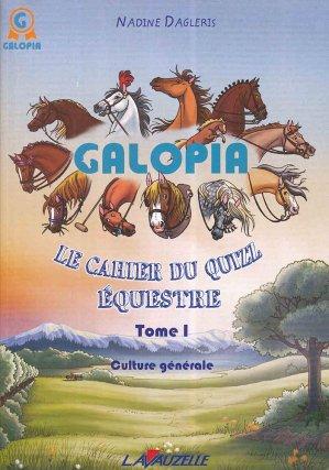 Galopia - lavauzelle - 9782702516621 -