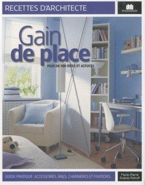Gain de place - massin - 9782707206411 -