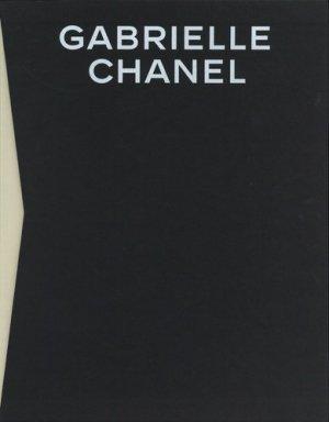 Gabrielle Chanel - paris musées - 9782759604890 -