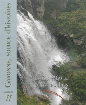 Garonne, source d'histoires - pin a crochets - 9782911715518 -