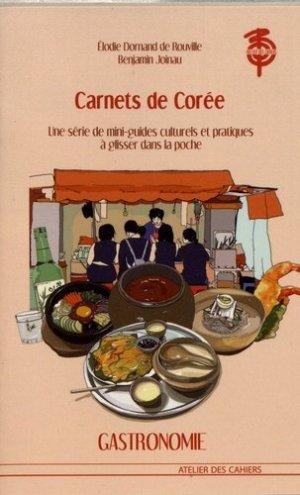 Gastronomie - Atelier des cahiers - 9791091555463 -