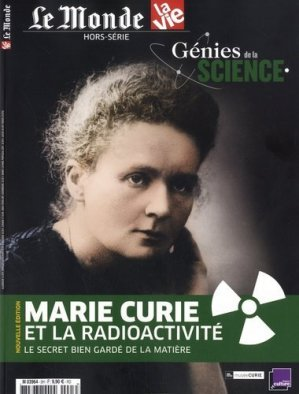 Génies de la science - Coédition Le Monde/La Vie - 3663322104282 -