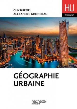 Géographie urbaine - hachette education - 9782011401762 -