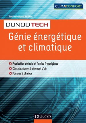 Génie énergétique et climatique - dunod - 9782100581573 -