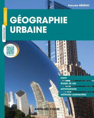 Géographie urbaine - armand colin - 9782200618568 -