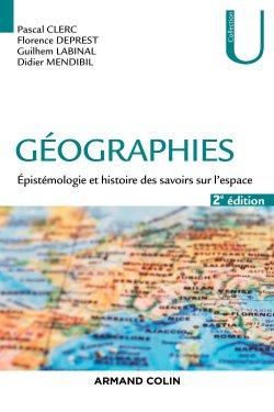 Géographies - armand colin - 9782200624781 -