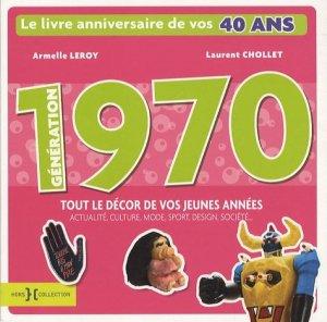 Génération 1970 - Presses de la Cité - 9782258081703 -