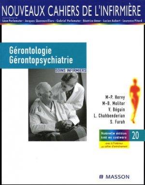 Gérontologie et gérontopsychiatrie - elsevier / masson - 9782294019272 -
