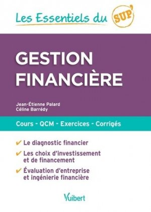 Gestion financière - Vuibert - 9782311401745 -