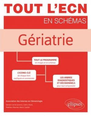 Gériatrie - ellipses - 9782340011427 -