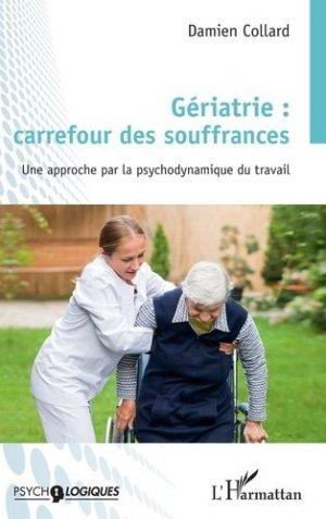Gériatrie : carrefour des souffrances - l'harmattan - 9782343224121 -