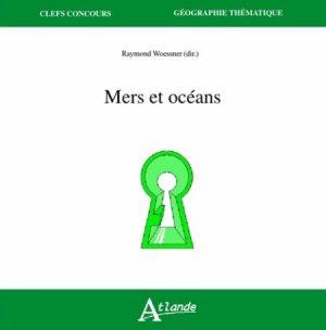 Géographie des mers et des océans - atlande - 9782350302751 -