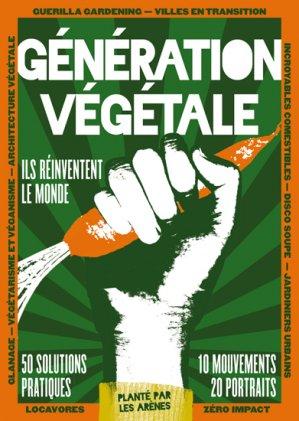Génération végétale - les arenes - 9782352042778 -