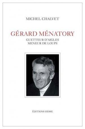 Gérard Ménatory - hesse - 9782357060388 -