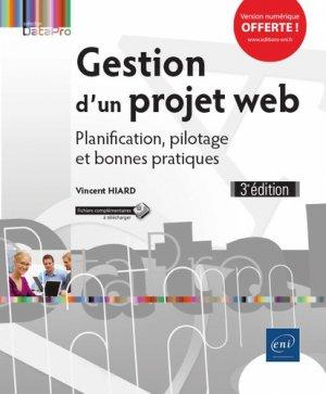 Gestion d'un projet web - eni - 9782409019128 -