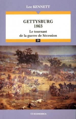 Gettysburg 1863 - Economica - 9782717832570 -