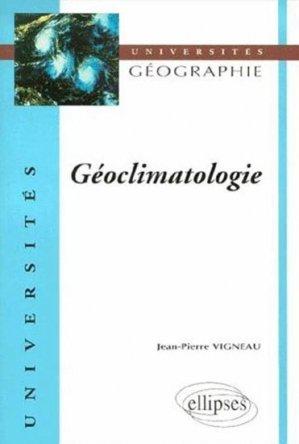 Géoclimatologie - ellipses - 9782729802189 -