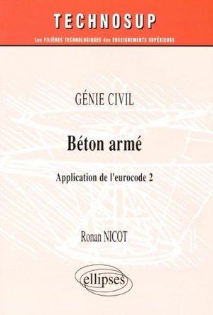 Béton armé - ellipses - 9782729804817 -
