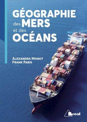 Géographie des mers et des océans - breal - 9782749535975