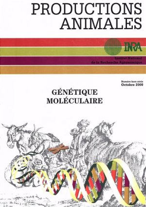 Génétique moléculaire : principes et application aux populations animales - inra  - 9782759205356 -