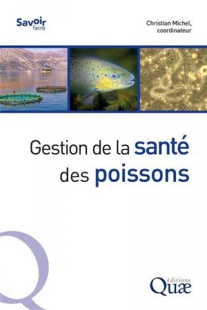 Gestion de la santé des poissons - quae - 9782759228751 -
