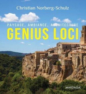 Genius loci - Mardaga - 9782804705565 -