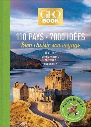 Géobook : 110 pays, 7000 idées - prisma - 9782810428878 -