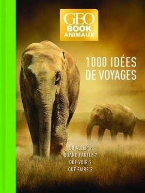 Geobook Animaux - prisma - 9782810429509 -
