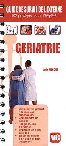 Gériatrie - vernazobres grego - 9782818305355 -