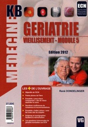 Gériatrie - vernazobres grego - 9782818305867 -