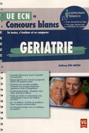 Gériatrie - vernazobres grego - 9782818314555 -