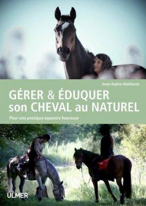 Gérer et éduquer son cheval au naturel - ulmer - 9782841389339 -